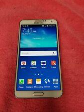 New listing Samsung Galaxy Note 3 32Gb White Sm-N900A (Unlocked) Gsm World Phone Gd566
