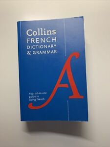 collins french dictionary and grammar