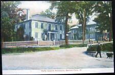 Bellow Falls VT~1900's Hetty Green's Residence