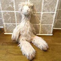 Jellycat Llama Luis, 17 inches Retired, Soft Baby Comforter Plush Toy