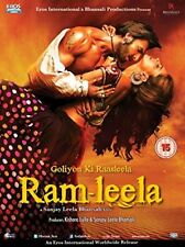 Ram-Leela (Hindi DVD) (2013) (English Subtitles) (Brand New)