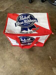PBR Pabst Blue Ribbon Cooler Bag