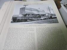 Nutzfahrzeug Archiv 2 Entwicklung 2569 Piggypack Verkehr USA