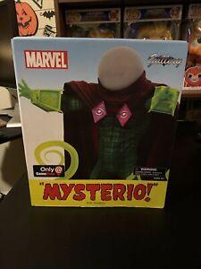 Diamond Select GAMESTOP EXCLUSIVE Marvel Gallery MYSTERIO Spider-Man Statue RARE