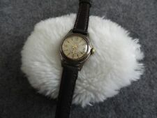 Swiss Made Louvic 17 Jewels Incabloc  Ladies Water Resistant Watch