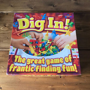 Dig In Game Board Game 100% Drumond Park 2016 Game Family Fun