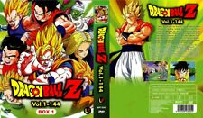 Dragon Ball Z Box Set ( Box 1 Vol:1-144 ) + Free Animate