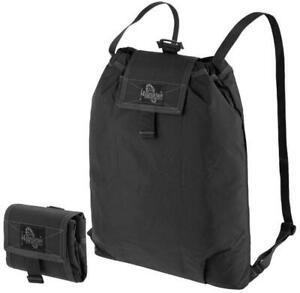 Maxpedition Rollypoly Backpack (Black)