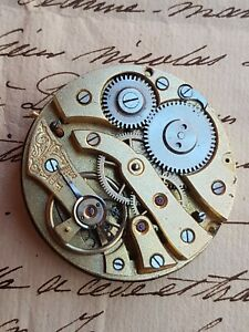 Taschenuhrwerk,Uhrwerk, Werk, NR.B5
