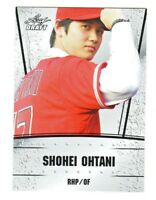 2018 Leaf Draft #DS-01 SHOHEI OHTANI RC Rookie Angels QTY AVAILABLE