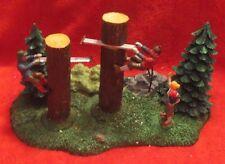 Lemax Village Tree Climbing Games