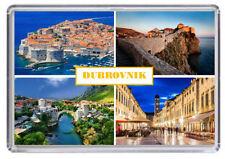 Dubrovnik Croatia Fridge Magnet 02