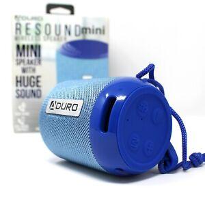Aduro RESOUND Mini Portable Wireless Bluetooth Speaker Outdoor Bass USB TF AUX