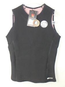 Rip Curl #35770 Flashbomb 0,5MM Top Neopren Shirt Thermo Herren Gr. XL Schwarz