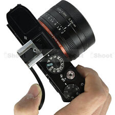Finger Handle Thumb Button Flash Hot Shoe Mount for Olympus Camera E-PM1/E-PM2