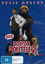 Dr Dolittle 2 - Adventure / Family / Comedy / Violence - Eddie Murphy - NEW DVD