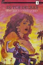 DUTCH DECKER AND THE VOODOO QUEEN # 1 - COMIC - 1990 - 9