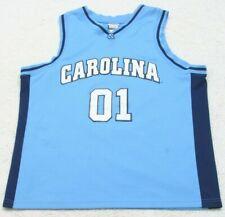 Foot Locker North Carolina Blue Sleeveless Jersey Shirt Top Size Extra Large A22
