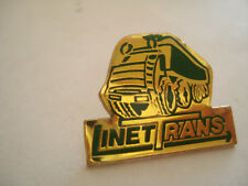 PINS RARE CAMION TRANSPORT ROUTIER LINET TRANS