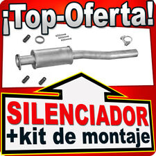 Silenciador Intermedio AUDI 80 90 COUPE 1.6GLE Centro Escape XXY