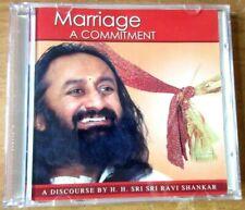 Marriage A Commitment  SRI SRI RAVI SHANKAR ~ CD