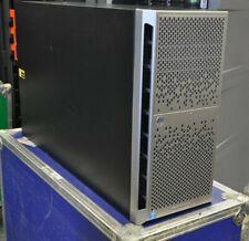 HP ML350p Gen8 G8 2x E5-2670 v2 2.5Ghz 10-Core XEON 256GB RAM 6x 600GB 15K SAS