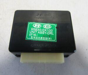 Hyundai i10 (PA) Steuerteil Zentralverriegelung ZV 95830-0X100