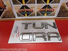 Genuine Toyota 2014-2016 Tundra Tailgate Inlay Decal CHROME Silver PT9483415010