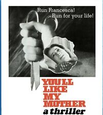 16mm YOU'LL LIKE MY MOTHER-1972.  Patty Duke in rare horror feature film!