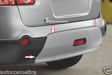 Off Road Originale  Nissan QASHQAI+2  07-13 protezione paraurto posteriore