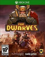 THE DWARVES XBOX ONE NEW! RPG, FANTASY ROLE PLAYING, FINAL BATTLE, ORCS, ZOMBIES