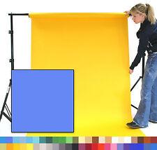 COBALT BLUE Creativity Photographic Background Paper 1.35 x 11m Roll - 101209