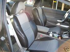 HONDA CIVIC 2006-2012 IGGEE S.LEATHER CUSTOM FIT SEAT COVER 13COLORS AVAILABLE