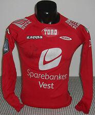 SK BRANN Bergen / 2007-2008 Home #11 - KAPPA - JUNIOR LS Shirt / Jersey. 164 cm