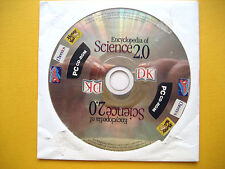 Dorling Kindersley Enciclopedia della scienza 2.0 CD-ROM PC