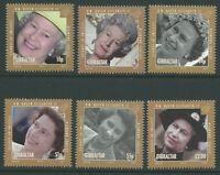 Gibraltar 2012 - Royal Family Queen Elizabeth II Diamond Jubilee  - MNH