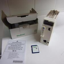 SCHNEIDER ELECTRIC MODICON M340 BMXP342000 CPU SPS Modbus + Memory Card