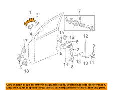 Chevrolet GM OEM 05-09 Equinox-Outside Exterior Door Handle 22729814