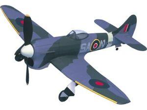 "West Wings 20.6"" Hawker Tempest Mk. V Balsa Kit # WW-504."