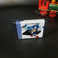 NEW 1000 in 1 EDMD The Ultimate Remix MD Game Cartridge for USA/Japan/European