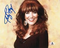 KATEY SAGAL SIGNED AUTOGRAPHED 8x10 PHOTO MARRIED WITH CHILDREN BECKETT BAS