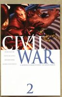 Civil War #2-2006 vf/nm 9.0 1st STANDARD cover Steve McNiven / Mark Millar