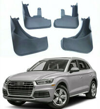 New OEM Set Splash Guards Mud Guards Mud Flaps Fit For 2018-2019 Audi Q5 FY SUV