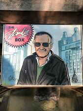 """Rare-Stan Lee """"Nuff Said"""" Bi-Monthly Subscription Box-Excelsior!"""