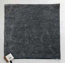 "NEW Pottery Barn Felix 20 x 20"" Pillow Cover~Flagstone Gray"