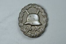 WWI GERMAN MODEL 1918 SILVER WOUND BADGE