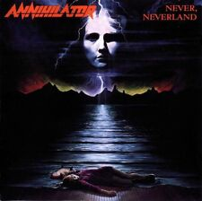 ANNIHILATOR - NEVER NEVERLAND - CD SIGILLATO 1998 ROADRUNNER