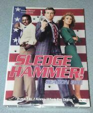 Sledge Hammer! - complete Season One *RARE opp