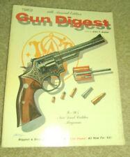 Gun Digest 1962       16th Annual Edition  NEW DUAL CALIBER