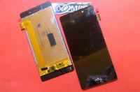 P1 DISPLAY LCD+ TOUCH SCREEN per WIKO MOBILE TOMMY NERO RICAMBIO VETRO NUOVO